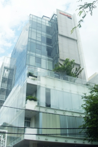Office for lease in District 1 Phung Khac Khoan Street, Hormony Tower Building