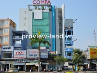 Tòa nhà văn phòng cho thuê quận Bình Thạnh Compa Building