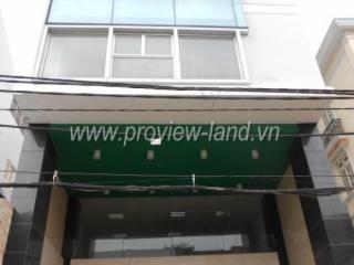 Bán tòa nhà văn phòng Quận 3 cách đường Hồ Xuân Hương và CMT8 khoảng 300m, 8,2x18